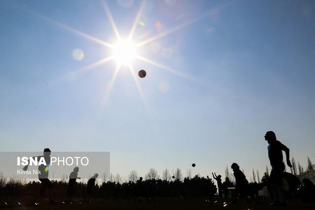 شروع دور جدید تمرینات تیم ملی فوتبال دختران زیر 16 سال