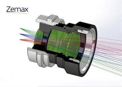 دوره آموزش طراحی دستگاه های اپتیکی با نرم افزار Zemax برگزار می گردد