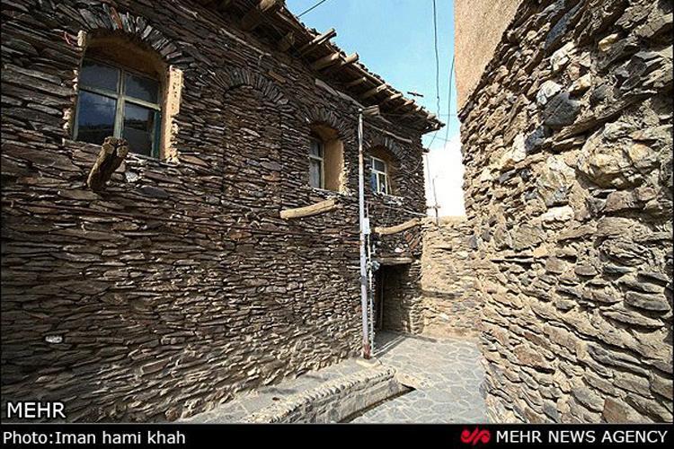 ورکانه؛ روستایی با معماری رنسانس در همدان