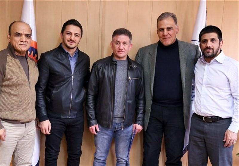 برگزاری جلسه هم اندیشی کادر فنی تیم ملی کشتی آزاد با حضور دبیر، محمدی حکم گرفت