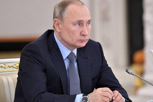 پوتین: درگیری های منطقه ای می تواند به تهدیدامنیت جهانی تبدیل گردد
