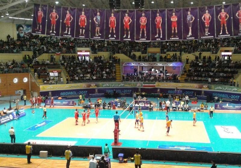 تیم ملی والیبال ایران به مسابقات قهرمانی دنیا صعود کرد، قزاقستان هم حریف بلندقامتان ایرانی نشد