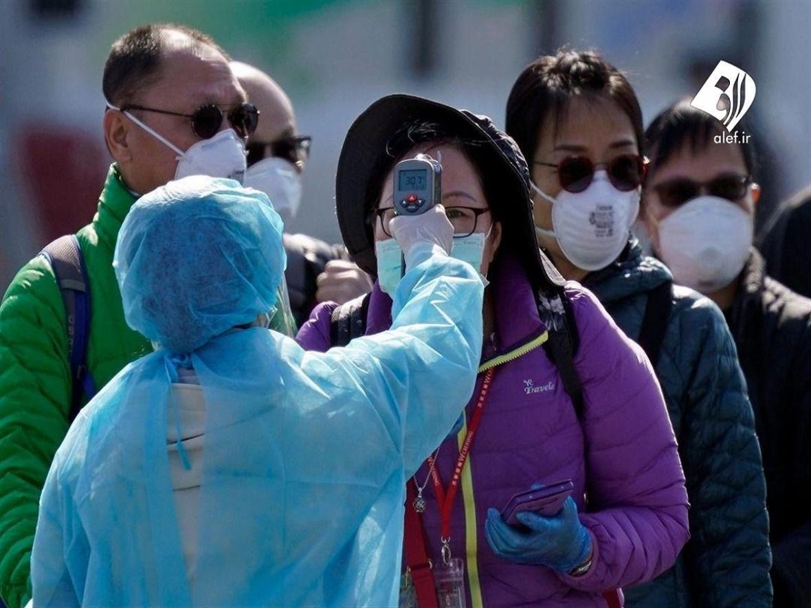 رشد تصاعدی کرونا در کره جنوبی نزول تلفات در چین