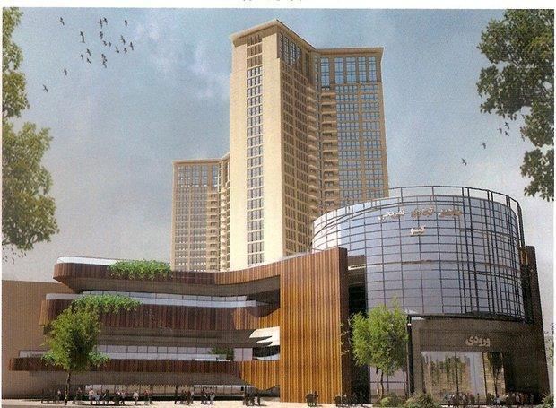 صرف 25 میلیارد برای احداث پروژه برج های دوقلو کیو خرم آباد