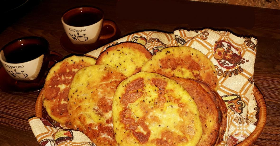 آموزش پخت نان روغنی برساق خوشمزه و ساده