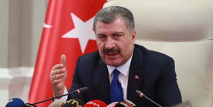ترکیه از افزایش شمار مبتلایان به کرونا به 18 نفر اطلاع داد