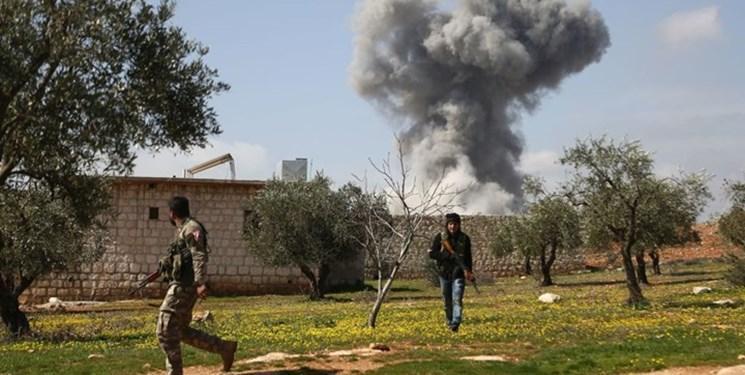 کشته شدن پنج شهروند سوریه در حمله موشکی قسد