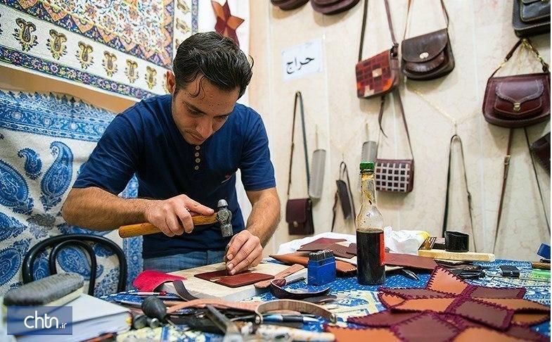 صدور 700 پروانه تولیدی صنایع دستی در آذربایجان غربی