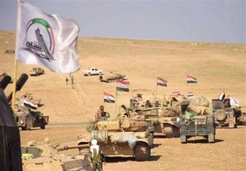 عراق، عملیات حشد شعبی و ارتش برای پاکسازی مرزهای مشترک با عربستان و اردن