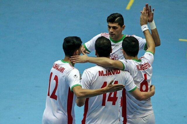 ایران برای تعویق جام جهانی فوتسال به فیفا نامه می زند؟