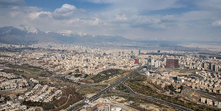 افزایش دمای هوا در پایتخت