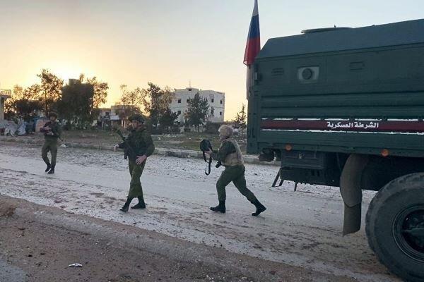 یورش تروریستهای تحریر الشام به یک شهرک مسکونی در ادلب سوریه