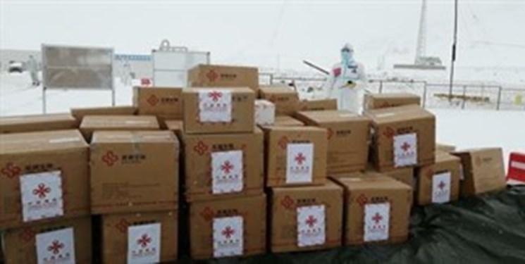 چین به تاجیکستان 50 هزار کیت تشخیص کرونا اهدا کرد
