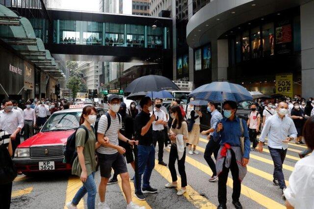 وعده های تایوان به هنگ کنگی های گریخته از شهر؛ از اسکان تا خدمات مشاوره ای