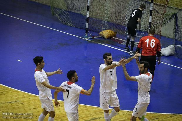 تردید تیم های ملی فوتسال ایتالیا و بلاروس برای سفر به ایران