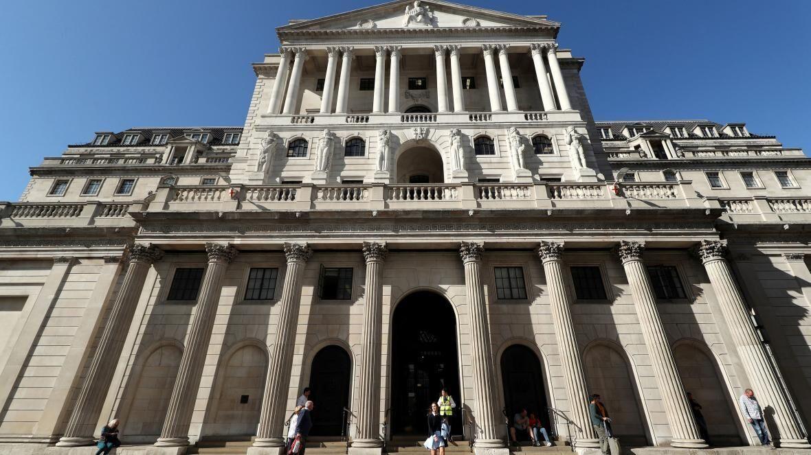 خبرنگاران کرونا در انگلیس؛ کمک 100 میلیارد پوندی بانک مرکزی برای ترمیم اقتصاد