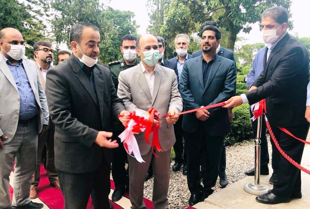 خبرنگاران موزه آوندهای تاریخی سه هزار ساله در رامسر افتتاح شد