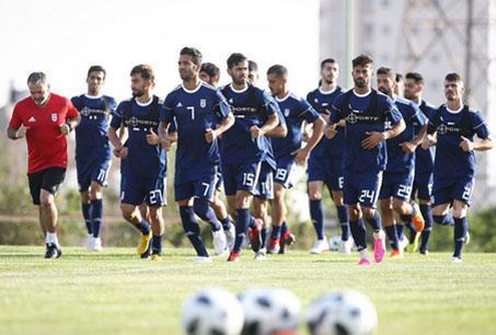 نحوه سفر تیم ملی فوتبال به تاشکند معین شد