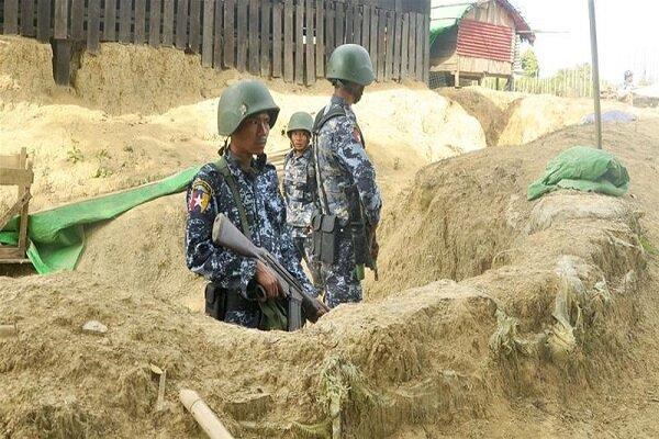عفو بین الملل میانمار را متهم به جنایت جنگی کرد