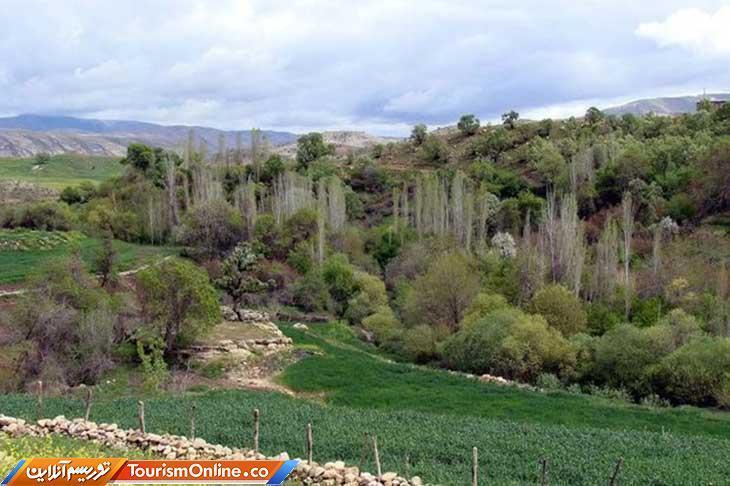 روستای کلم ؛ تفرجگاه طبیعی و تاریخی مردم ایلام