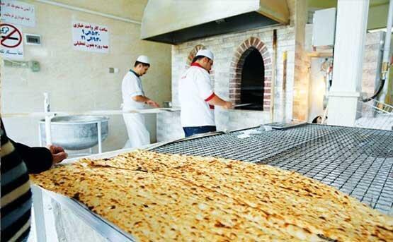 نان در استان مرکزی از 18 مرداد گران می گردد