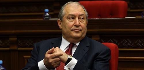 هشدار رئیس جمهوری ارمنستان درباره تبدیل شدن قفقاز به سوریه ای دیگر