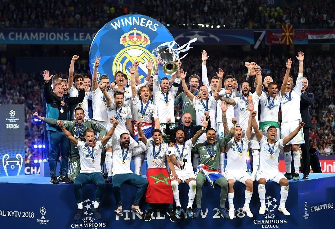 خبرنگاران آقایی ماتادورها در تاریخ لیگ قهرمانان اروپا