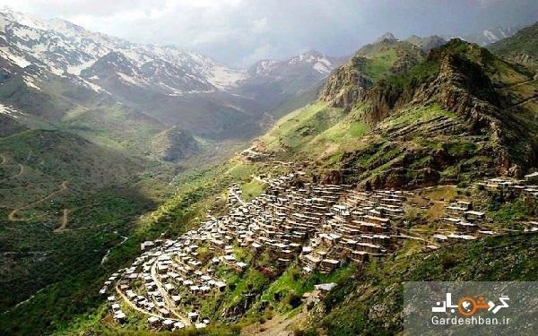 ژیوار از روستاهای تاریخی و زیبای کردستان، تصاویر