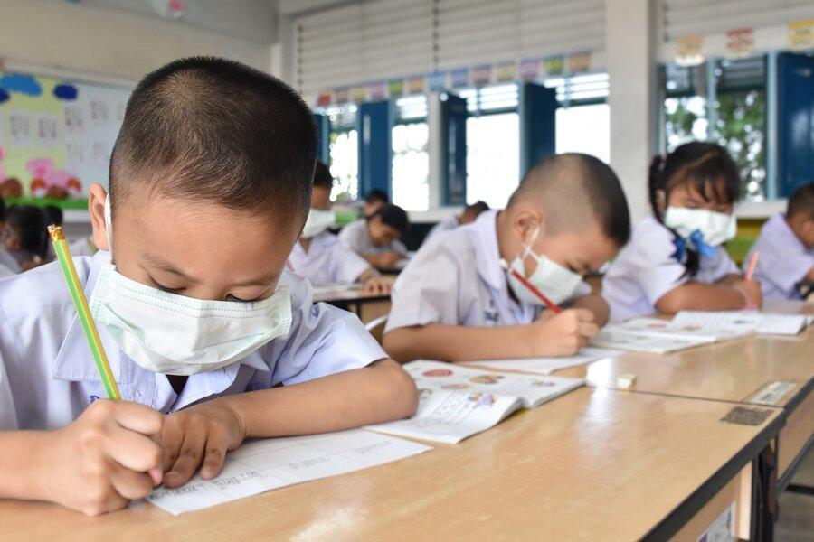 آزمایش کرونای بچه ها بی علامت ممکن است هفته ها مثبت بماند ، خطر بدتر شدن انتشار کرونا با بازگشایی مدارس