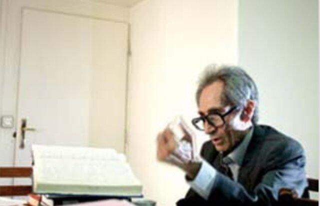 مستند پرتره اسماعیل سعادت در تلویزیون