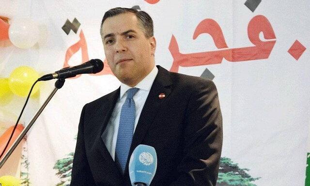 ملاقات میشل عون و نخست وزیر مکلف درباره تشکیل دولت لبنان