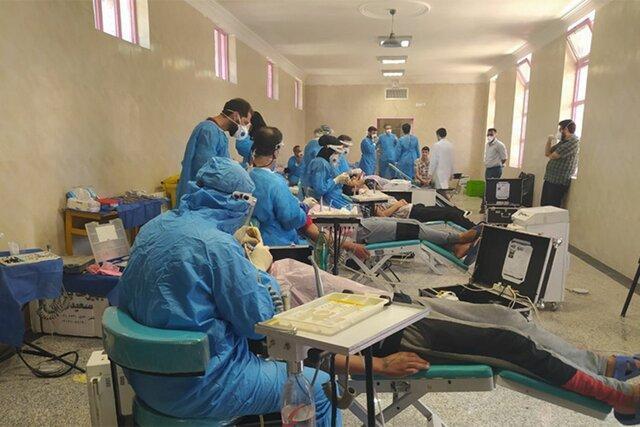 ارائه خدمات دندانپزشکی رایگان به زندانیان تبریز و آزادی5 زندانی غیرعمد
