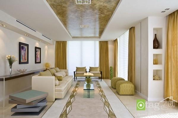 مدل دکوراسیون خانه با طراحی و چیدمان بسیار شکیل و چشم گیر