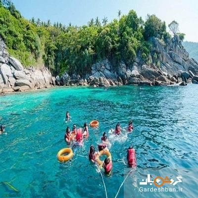 جزایر راچا،منطقه شگفت انگیز تایلند، عکس
