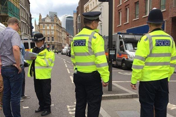 حادثه امنیتی در بیمارستان سنت توماس در لندن