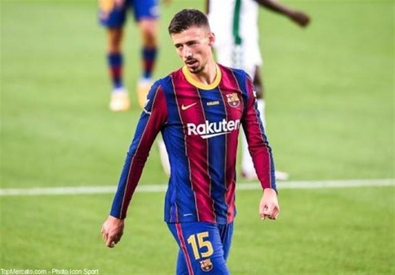 بارسلونا به دنبال تمدید قرارداد لنگله