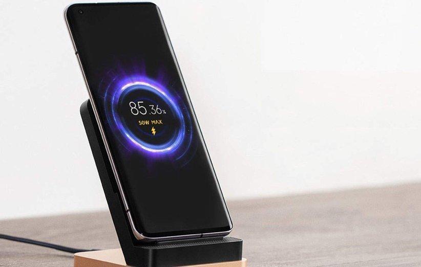 شیائومی از فناوری شارژ بی سیم 80 وات رونمایی کرد