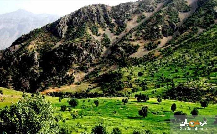 دره عشق؛ جاذبه منحصربفرد چهارمحال و بختیاری، عکس