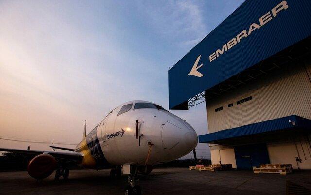 حمله هکری به اطلاعات شرکت هواپیماسازی امبرائر