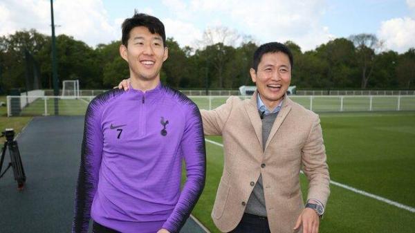 سون هیونگ مین مرد سال فوتبال کره در سال 2020 شد