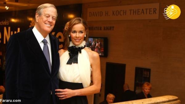 (تصاویر) با ثروتمندترین مردان و زنان دنیا آشنا شوید