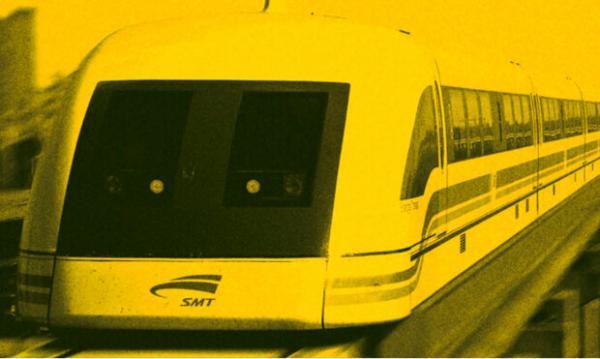قطار برقی با سرعت 400 مایل برساعت در چین ابداع شد