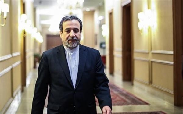 عراقچی: با دولت آمریکا هیچ تماسی نداشته ایم