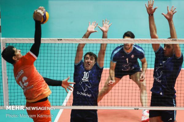 داوران والیبال درحال جوانگرایی هستند، آسیب دیدگی کمرِ تیم را شکست