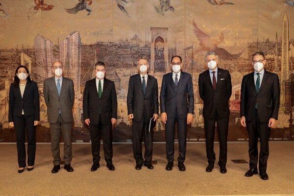 مذاکرات ترکیه و یونان برگزار گردید