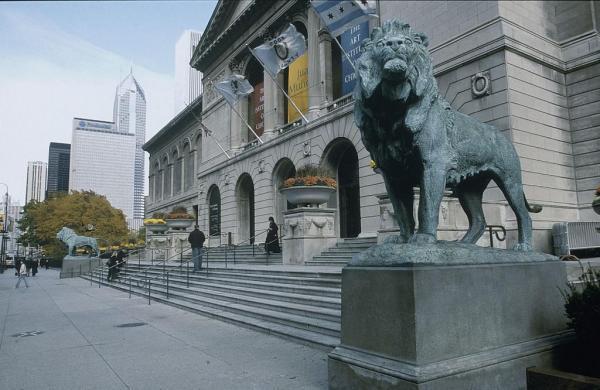 مقاله: مؤسسه هنر شیکاگو آمریکا (The Art Institute of Chicago)