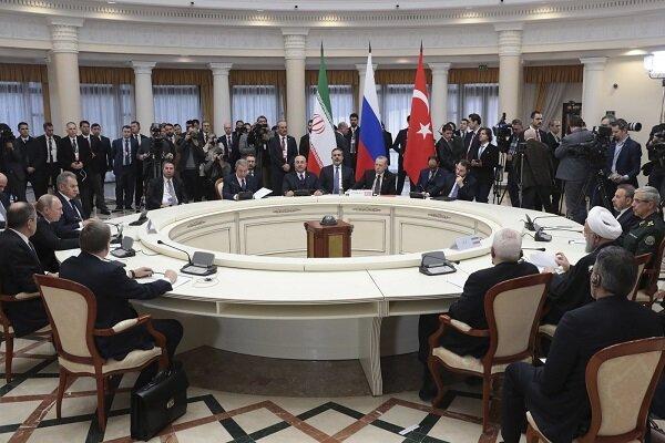 برگزاری دور جدید مذاکرات آستانه در شهر سوچی روسیه