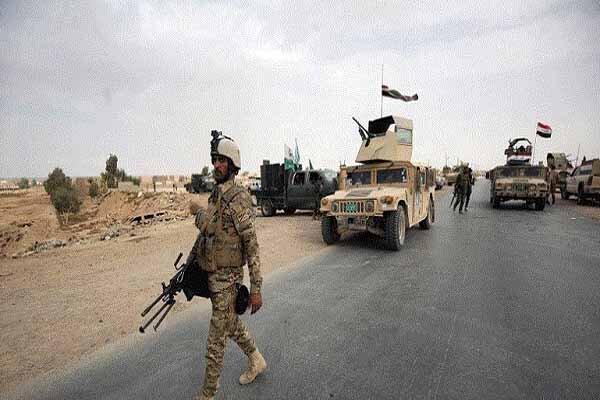 آغاز عملیات امنیتی ارتش عراق علیه بقایای داعش در دیالی