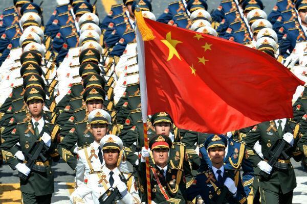 افزایش بودجه نظامی چین در سال 2021