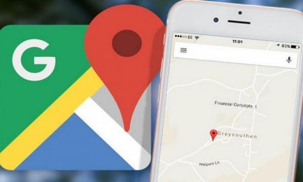 طرز استفاده از نقشه های گوگل مپ به صورت آفلاین